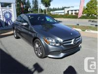 Make Mercedes-Benz Model C-Class Year 2017 Colour Grey for sale  British Columbia