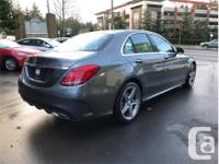 Make Mercedes-Benz Model C300 Year 2017 Colour Grey