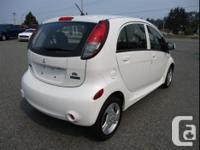 Make Mitsubishi Model i-MiEV Year 2017 Colour White