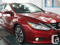 Make Nissan Model Altima Year 2017 Colour Red kms