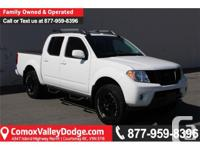 Make Nissan Model Frontier 4WD Year 2017 Colour White