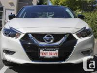 Make Nissan Model Maxima Year 2017 Colour White kms 15