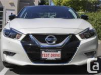 Make Nissan Model Maxima Year 2017 Colour White kms