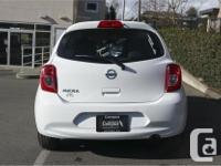 Make Nissan Model Micra Year 2017 Colour White kms