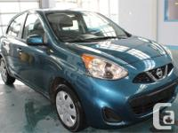Make Nissan Model Micra Year 2017 Colour Blue kms