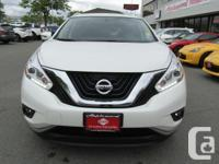 Make Nissan Model Murano Year 2017 Colour Pearl White