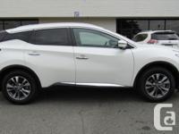 Make Nissan Year 2017 Colour Pearl White Trans