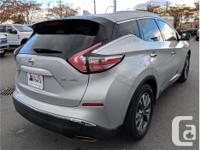 Make Nissan Model Murano Year 2017 Colour Silver kms