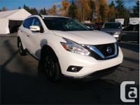 Make Nissan Model Murano Year 2017 Colour White kms