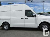 Make Nissan Model NV2500 Year 2017 Colour White kms