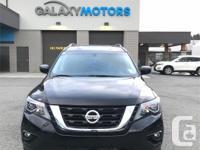 Make Nissan Model Pathfinder Year 2017 Colour Black