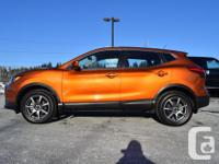 Make Nissan Model Qashqai Year 2017 Colour Orange kms for sale  British Columbia
