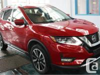 Make Nissan Model Rogue Year 2017 Colour Red kms 14316