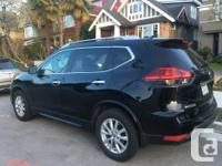 Make Nissan Model Rogue Year 2017 Colour Black kms