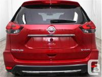 Make Nissan Model Rogue Year 2017 Colour Red kms 9000