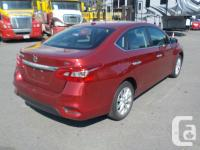 Make Nissan Model Sentra Year 2017 Colour Red kms