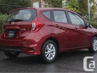 Make Nissan Model Versa Note Year 2017 Colour Red kms