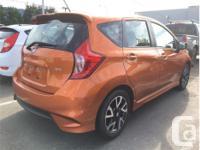 Make Nissan Model Versa Note Year 2017 kms 22 Stock