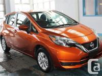 Make Nissan Model Versa Note Year 2017 Colour Orange