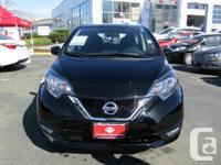 Make Nissan Model Versa Year 2017 Colour Super Black