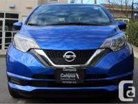 Make Nissan Model Versa Note Year 2017 Colour Blue kms