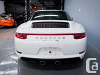 Make Porsche Year 2017 Colour White kms 7000 Trans