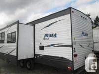 Price: $26,900 one owner bunk model with outdoor