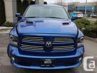 Make Ram Model 1500 Year 2017 Colour Blue kms 53000