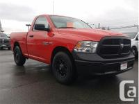 Make Ram Model 1500 Year 2017 Colour Red kms 3784
