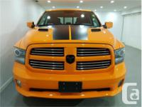 Make Ram Model 1500 Year 2017 Colour Ignition Orange