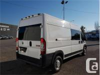 Make Ram Model Promaster Cargo Van Year 2017 Colour