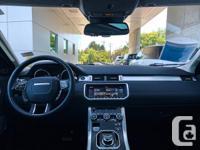 Make Land Rover Model Range Rover Evoque Year 2017