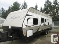 Price: $19,900 sightly used 2017 starcraft bunk trailer
