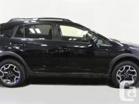 Make Subaru Year 2017 Colour Black kms 50402 Stock