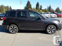 Make Subaru Model Forester Year 2017 Colour Grey kms