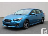 Make Subaru Model Impreza Year 2017 Colour Blue kms