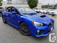 Make Subaru Model WRX Year 2017 Colour Blue kms 12252