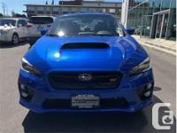 Make Subaru Model WRX STi Year 2017 Colour Blue kms