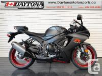2017 Suzuki GSX-R600 Super Sport Bike * Four letters