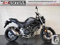 2017 Suzuki SV 650ABS Sport Bike * V twin Sportbike! *