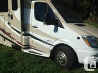 2017 Thor Motor Coach Citation 24SS Diesel Sprinter