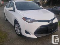 Make Toyota Year 2017 Colour white kms 5880 Trans