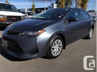 Make Toyota Model Corolla Year 2017 Colour Grey kms