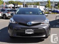 Make Toyota Model Prius V Year 2017 Colour Grey kms