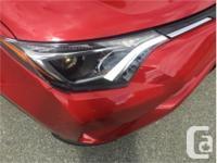 Make Toyota Model RAV4 Year 2017 Colour Red kms 17000