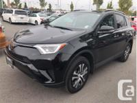 Make Toyota Model RAV4 Year 2017 Colour Black kms