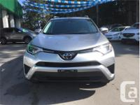 Make Toyota Model RAV4 Year 2017 Colour Silver kms