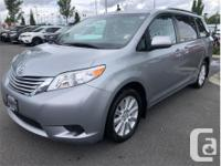 Make Toyota Model Sienna Year 2017 kms 47602 Trans