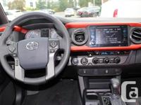 Make Toyota Model Tacoma Year 2017 Trans Automatic kms