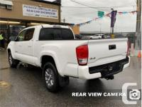 Make Toyota Model Tacoma Year 2017 Colour White kms
